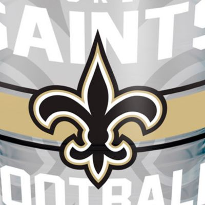 For The Home: Tervis Sports Fan: New Orleans Saints Tervis 24-oz. NFL Gridiron Tumbler