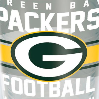 Tumbler: Green Bay  Packers Tervis 16-oz. NFL Gridiron Tumbler