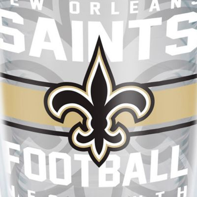 For The Home: Tervis Sports Fan: New Orleans Saints Tervis 16-oz. NFL Gridiron Tumbler