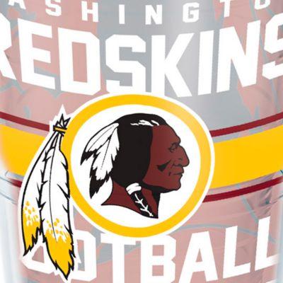 For The Home: Tervis Sports Fan: Washington Redskins Tervis 24-oz. NFL Gridiron Tumbler