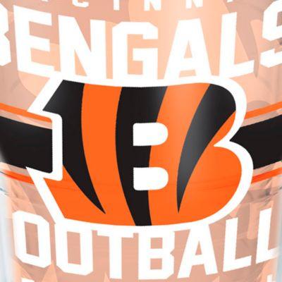 For The Home: Tervis Sports Fan: Cincinnati Bengals Tervis 24-oz. NFL Gridiron Tumbler