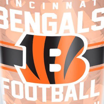 For The Home: Tervis Sports Fan: Cincinnati Bengals Tervis 16-oz. NFL Gridiron Tumbler