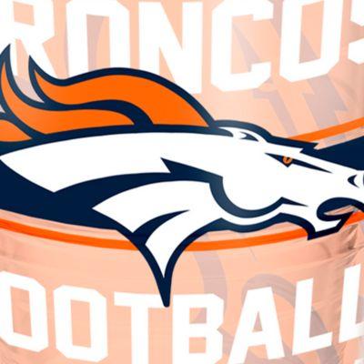 For The Home: Tervis Sports Fan: Denver     Broncos Tervis 24-oz. NFL Gridiron Tumbler