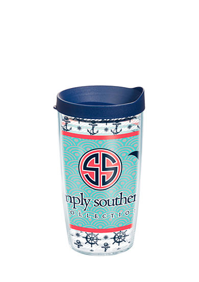 Tervis® Simply Southern® 16-oz. Whale Wrap with Lid