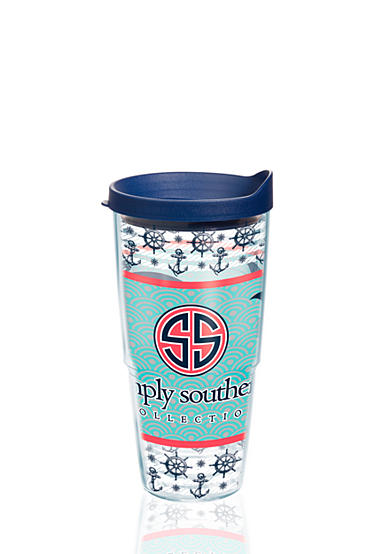 Tervis® Simply Southern® 24-oz. Whale Wrap with Lid
