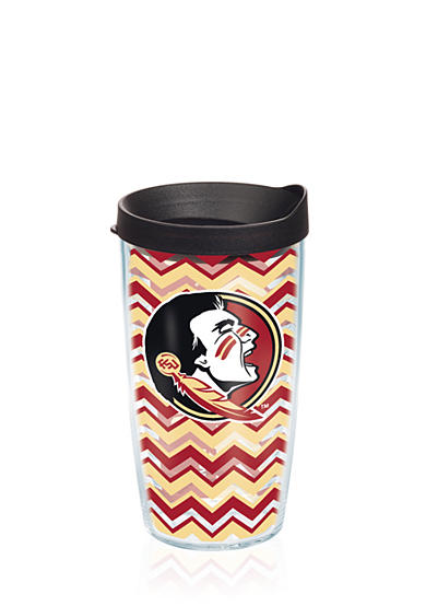 Tervis® FSU Chevron Wrap Tumbler with Lid