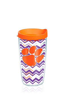 Tervis Clemson University Chevron Wrap with Lid