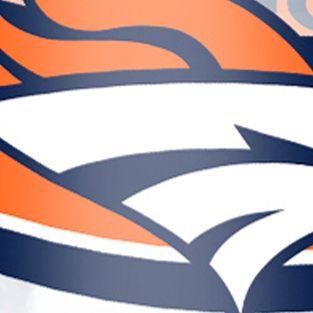 Red Drinkware Sets: Denver Broncos Tervis NFL 6-oz. Sippy Wrapy