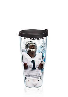 Tervis 24-oz. Carolina Panthers Cam Newton Tumbler