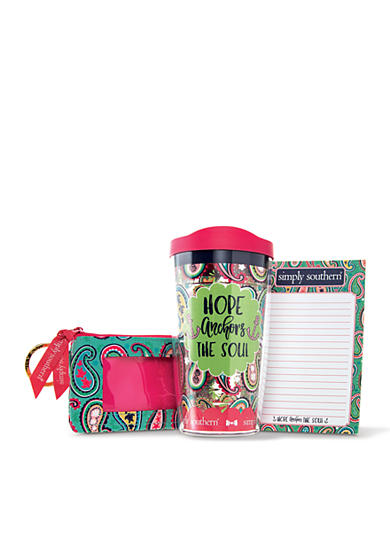 Tervis® Simply Southern® Hope Anchors the Soul Gift Bundle