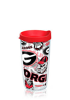 Tervis Georgia Bulldogs All Over Tumbler