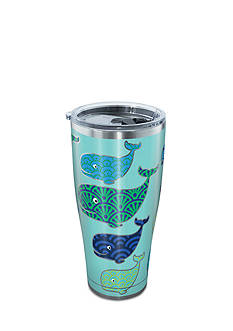 Tervis Stainless Steel Whale Pattern Tumbler