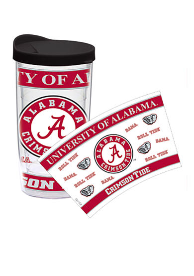 Tervis® Alabama Crimson Tide 16 oz Wrap Tumbler