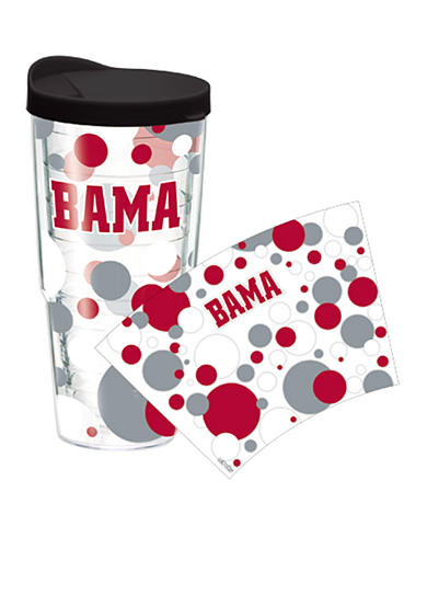 Tervis® Alabama Crimson Tide 24 oz Dot Wrap Tumbler