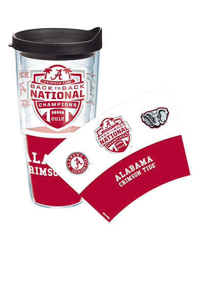 Tervis® Alabama Crimson Tide 2012 BCS Champion 24-oz. Tumbler with Lid