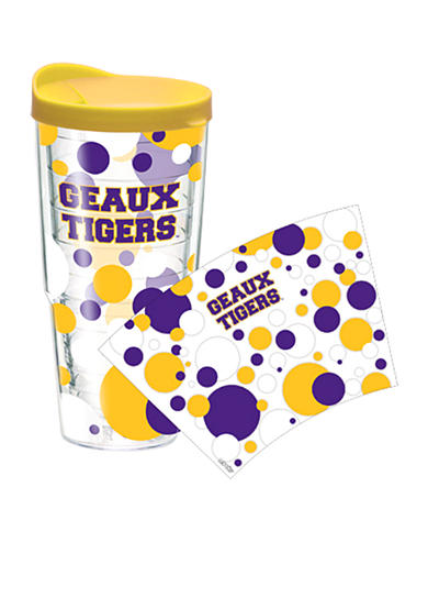 Tervis® LSU Tigers 24-oz. Dot Wrap Tumbler