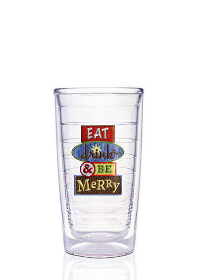 Tervis® Eat Drink and Be Merry 16-oz. Tumbler