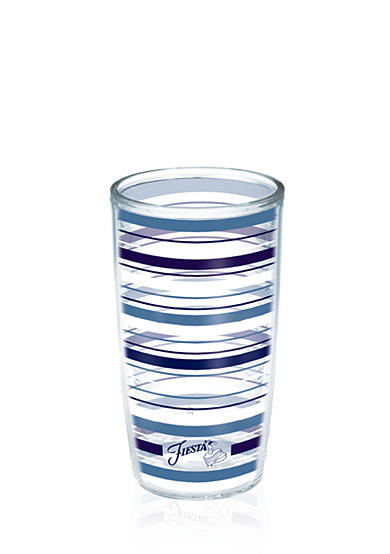 Fiesta® Lapis Stripes 16-oz. Tumbler
