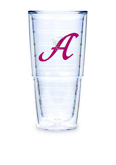 Tervis® Monogram Tumbler - 24 oz more letters available