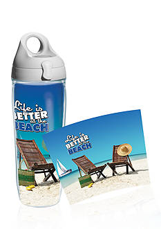 Tervis® Life is Better at the Beach 24-oz. Water Bottle