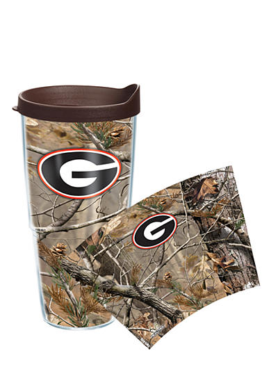 Tervis® Georgia Bulldogs Realtree Wrap 24-oz. Tumbler