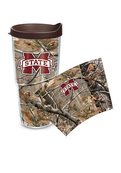 Tervis® Mississippi State Bulldogs Realtree Camo Wrap 24-oz. Tumbler
