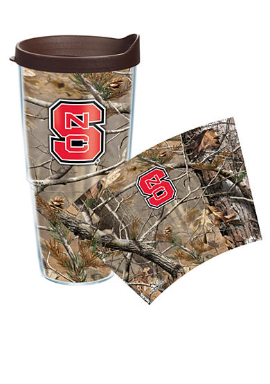 Tervis® NC State Wolfpack Realtree Wrap 24-oz. Tumbler