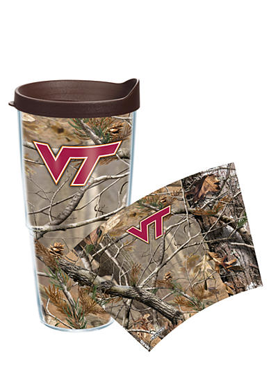 Tervis® Virginia Tech Hokies Realtree Wrap 24-oz. Tumbler