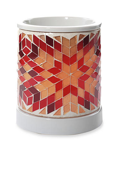 Yankee candle christmas mosaic scenterpiece™ warmer belk