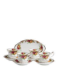Royal Albert OCRGW PETITE TEA SET