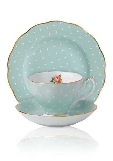Royal Albert New Country Rose Vintage Polka Rose