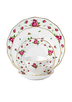 Royal Albert VTGNCRWHITE 5PPS