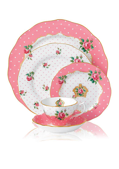 Royal Albert Cheeky Pink Collection