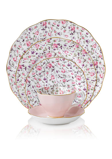 Royal Albert New Country Rose Vintage Confetti