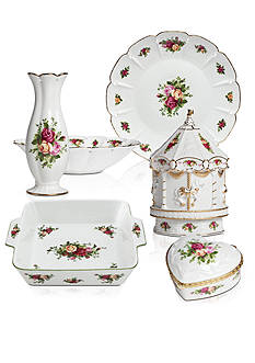 Royal Albert Old Country Roses Bakeware and Giftware