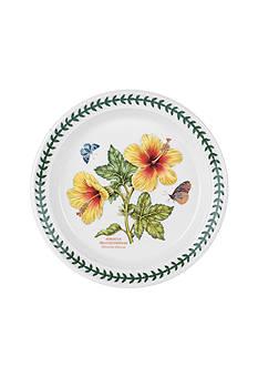Portmeirion Exotic Botanic Garden Hibiscus Salad Plate