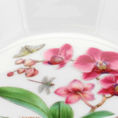 Bed & Bath: Dinnerware Sale: White Portmeirion Exotic Botanic Garden Arborea Pasta Bowl