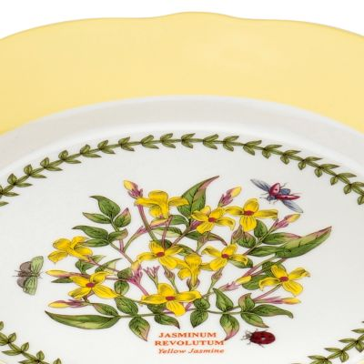 Portmeirion For The Home Sale: Pastel Yellow Portmeirion Botanic Garden Terrace 2.75-pt. Scalloped Edge Pitcher Windflower