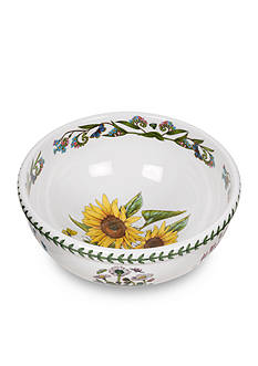 Portmeirion Botanic Garden Sunflower Salad Bowl