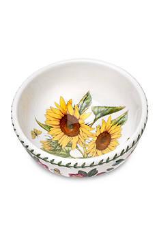 Portmeirion Botanic Garden Sunflower Individual Fruit/Salad Bowl
