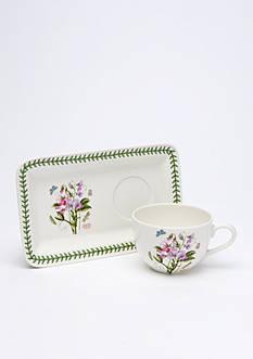 Portmeirion Botanic Garden Cup & Tray