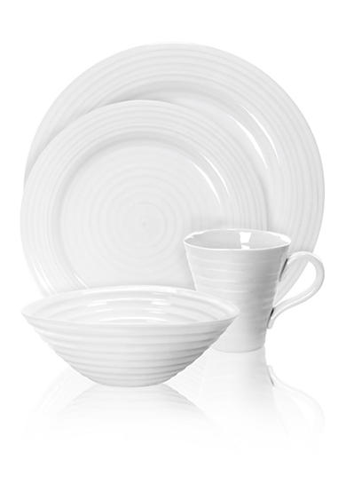 Portmeirion Sophie Conran White Dinnerware Collection
