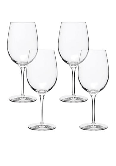 Luigi Bormioli Allegro Chardonnay Set of 4 16.25oz