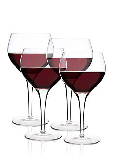 Luigi Bormioli Michelangelo Masterpiece Red Wine Glasses - Set of 4