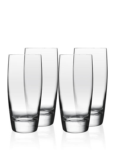 Luigi Bormioli Michelangelo Masterpiece Cooler Glasses - Set of 4