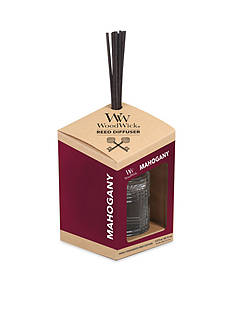 WoodWick® Mahogany Reeds Reserve Candle