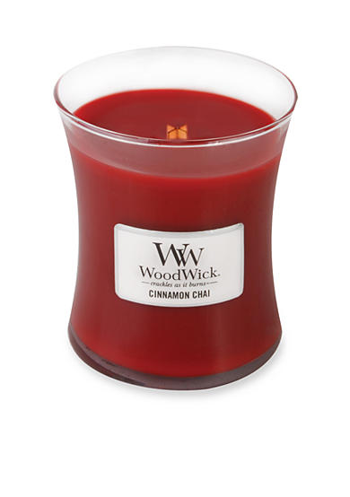 WoodWick® Cinnamon Chai Candle