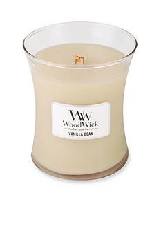 WoodWick® Vanilla Bean Medium Candle