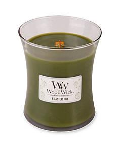 WoodWick Medium Candle - Frasier Fir