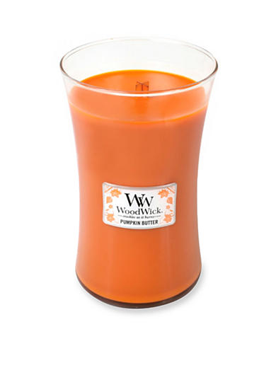 WoodWick® Large Candle - Pumpkin Butter
